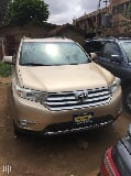 Photo Toyota Highlander 2013 Limited 3.5L 4Wd Gold