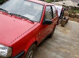 Photo Nissan Micra 1999 Red