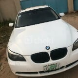Photo 2007 White Automatic BMW 5 Series
