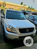 Photo Honda Pilot 2004 Ex 4X4 (3.5L 6Cyl 5A) Silver