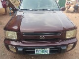 Photo Infiniti Qx 2000 Brown