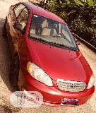 Photo Toyota Corolla 2004 Le Red