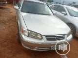 Photo Toyota Camry 2002 Silver