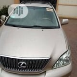 Photo Lexus RX 2006 330 Gold