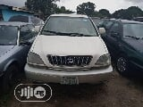 Photo Lexus Rx 2002 White