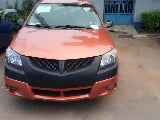 Photo Pontiac Vibe Automatic 2004 Orange