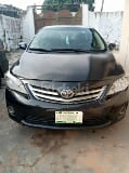 Photo 2012 Black Automatic Toyota Corolla
