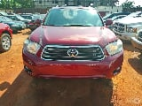 Photo Toyota Highlander Limited 2010 Red