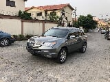Photo Acura Mdx 2007 Gray