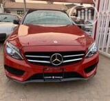 Photo Mercedes-Benz C300 2015 Red