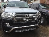 Photo Toyota Land Cruiser 2017 Black