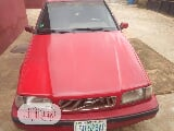 Photo Volvo 460 2002 Red