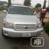 Photo Toyota Highlander V6 2006 Gray