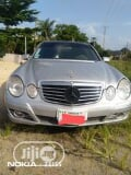 Photo Mercedes-Benz E500 2008 Silver
