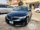 Photo Toyota Camry 2013 Black
