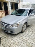 Photo Toyota Avalon 2006 XL Silver