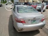 Photo Toyota Camry 2008 Silver