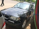 Photo 2005 Black Automatic BMW X3