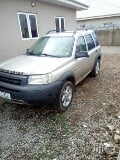 Photo Land Rover Freelander 2008 Gold