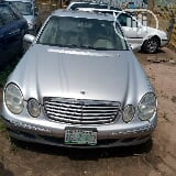 Photo Mercedes-Benz E320 2005 Silver