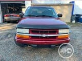 Photo Chevrolet S-10 Automatic 2003 Red