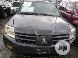 Photo Mitsubishi Endeavor 2004 Black