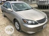 Photo Toyota Camry 2003 Gold