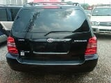 Photo Toyota highlander 2009 model
