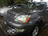 Photo Foreign Used Lexus Gx 2008 470 Gray