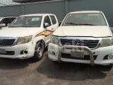 Photo 2012 White Manual Toyota Hilux