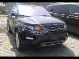 Photo Black range rover evoque 2012 at lekki lagos