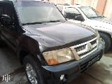 Photo Mitsubishi Pajero 2004 Black