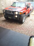 Photo Hummer H3 2010 Red