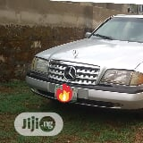 Photo Mercedes-Benz C180 1994 Silver