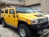 Photo Tokunbo Hummer H2 2004 Yellow
