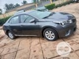 Photo Toyota Corolla 2016 Gray