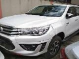 Photo 2020 White Automatic Toyota Hilux