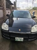 Photo Porsche Cayenne 2003 Black