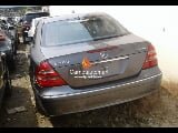 Photo Grey mercedes benz e350 4matic 2006