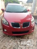 Photo Pontiac Vibe 2009 2.4 GT Red