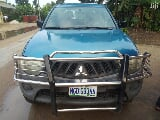 Photo Mitsubishi L200 2006 2.5 Td Blue