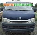 Photo 2002 Toyota Hi-Ace used car for sale in Ogun...