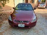 Photo Honda Accord 2005 2.4 Type S Automatic Red