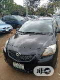 Photo Toyota Yaris 2003 Black