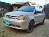 Photo Toyota Echo Sedan 2005 Silver