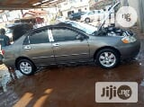 Photo Toyota Corolla 2004 S Gray