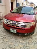 Photo Ford Edge 2008 Red