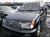 Photo Toyota Land Cruiser 2004 Black