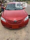 Photo Toyota Camry 2009 Red
