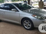 Photo Foreign Used Toyota Solara 2006 Silver